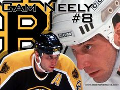 Inspiring Boston Bruins The Faces Of Cam Neely