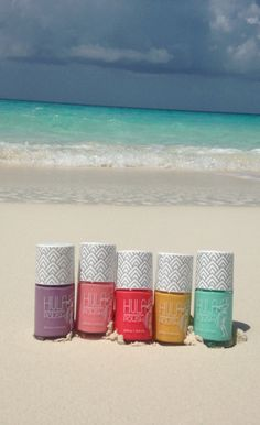 Calling all mermaids! Looking for the perfect gift for your best friend? Shop our beach inspired nail polish line!