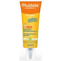 Mustela Spray Protecteur SPF50+ Délic. 200ml