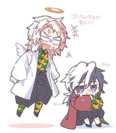 Chibi, Anime Demon, Demon Hunter, Slayer Anime, Kawaii, Demon, Manga, Dragon Slayer, Anime Chibi