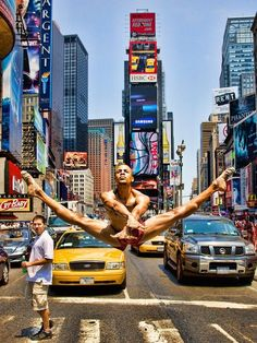 Alvin Ailey dancer in NYC! Love Ailey…love New York! 102 items that are great gifts. 20% off code: NOEL20 https://www.etsy.com/shop/VintageMemoryJewelry