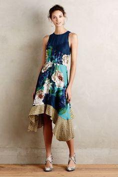 Corey Lynn Calter Tallulah Dress #anthrofave