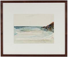 Linda Mar Beach, Pacifica, CA by Alysanne McGaffey