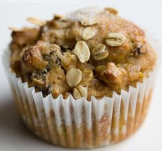Carrot Almond Spice Protein Muffins. Plus my Tofu Trick. - Healthy. Happy. Life.