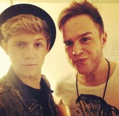Niall and Olly :)