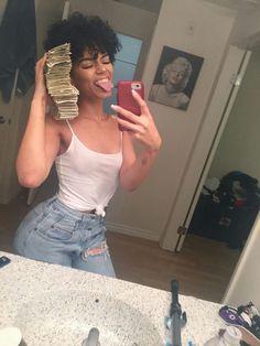 [ p i n t e r e s t ] : wavykiara Tips Instagram, Money On My Mind, Mo Money, Tabata, Girls, How To Make Money, Hair Beauty, Cute Outfits, Beautiful Women