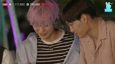 [170718] #Chanyeol #Kai #EXO (Ko Ko Bop on One Summer Night)