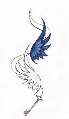 Tattoo Design: Wings of Freedom, SnK by KyuriiKitty-San on DeviantArt