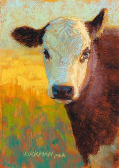 """Taco"" - Original Fine Art for Sale - © Rita Kirkman"