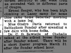 Miller, Gladys Davis: Returning to School