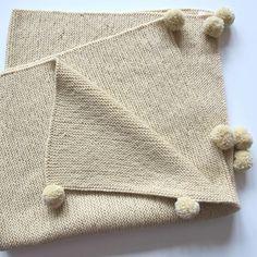 Heirloom Baby Blanket | Misha and Puff