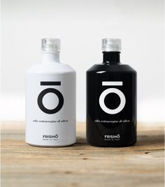 Frisino Olio 橄欖油包裝 | MyDesy 淘靈感