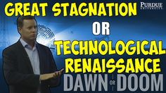Great Stagnation or Technological Renaissance - Bret Swanson