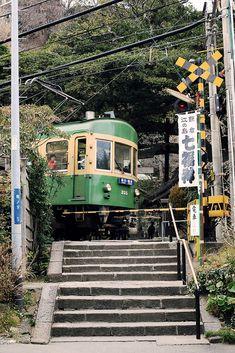 Eno-Den,Kamakura 鎌倉 御霊神社の前