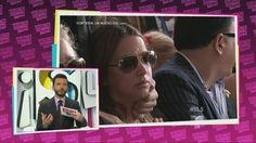 Adamari Lopez le dio el último adiós a su padre en Puerto Rico (VIDEO)