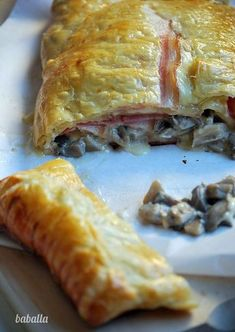 Quiches, Omelettes, Kitchen Recipes, Cooking Recipes, Venezuelan Food, Tacos And Burritos, Puff Pastry Recipes, Bread And Pastries, Easy Salad Recipes