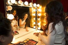 Normani Kordei Hamilton and Karla Camila Cabello from Fifth Harmony
