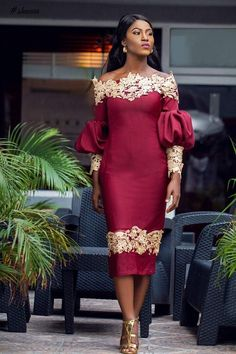 Timeless Glamour! Nigerian Womenswear Brand, Bibisquintessence Takes on Debie Rise in New Kaftan Collection