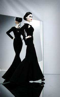 The Fashion Doll Chronicles: Opium Ayumi for Fashionism.gr