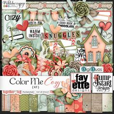 kit collab Color Me... Cozy by Jumpstart Designs and Fayette Designs https://www.pickleberrypop.com/shop/product.php?productid=35048&cat=170&page=1