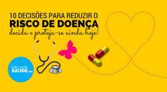 RISCO DE DOENÇA melhorsaude.org melhor blog de saude