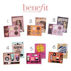 Benefit Cosmetics #makeup