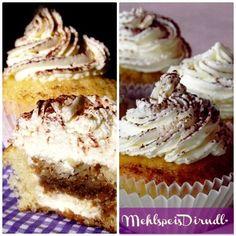 MehlspeisDirndl*: Tiramisu - Cupcakes