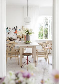 Vivacious Family Home With Vintage Charm In Sweden   DigsDigs