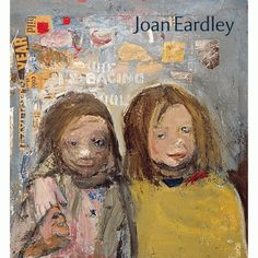 Joan Eardley, Children and Chalked Wall Figure Painting, Painting & Drawing, Figurative Kunst, Mid Century Art, People Art, Contemporary Paintings, Artist Art, Painting Inspiration, In This World