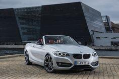 Coupé cabriolet BMW Serie 2