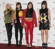 PRESS PHOTOS]130927 2NE1 at Vogue Fashion Night Out Red Carpet ...