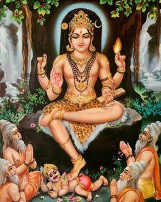 9 Best Lord Dakshinamurthy Images Om Namah Shivaya Nataraja Lord