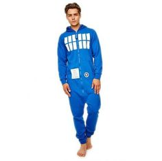 Doctor Who Tardis Jumpsuit