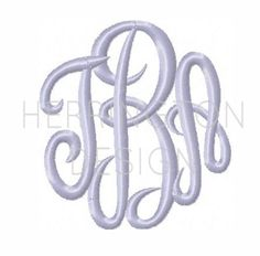 how to embroider letters with a regular sewing machine
