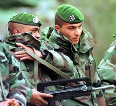 2 REP The Modern Reality Of The French Foreign Legion | Here & Now
