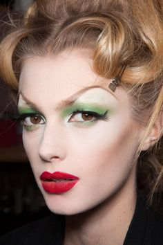 Pat McGrath's Best Runway Looks  - ELLE.com