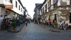 Vigan City nel Ilocos Sur, Ilocos Sur