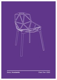 Please, Have A Seat is a new design project from Milan-based art director Andrea Locci.