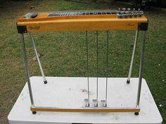 Sho Bud Maverick Pedal Steel Guitar 10 String 3 Pedal Case No Reserve | eBay