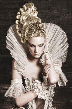 Avantgarde - Hair: Jose Siero Leal @ Sile Peluqueros Photo: Javier Galue