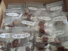 Chocolate Turtles & Caramels