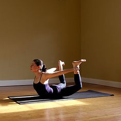 Yoga Poses to Get Rid of Back Fat Photo 8
