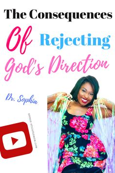 If God wants you to move in a certain direction and you refuse, know that God is going to have his way. And there are consequences to refusing God's direction. Christian advice. Christian Videos, Christian Music, Christian Women, Christian Living, Christian Faith, Christian Quotes, Spiritual Formation, Spiritual Disciplines, Follow Jesus