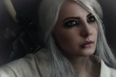 The Witcher - Ciri by MilliganVick.deviantart.com on @DeviantArt