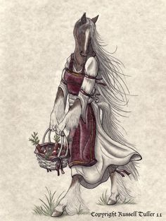 anthro_horse_with_basket_by_russellt2070-d4gx5lu.jpg (900×1197)
