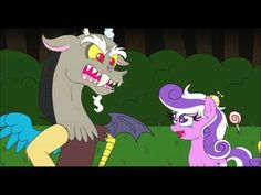 MLP FiM: Daughter of Discord-April Fools 3 (The Heckish Hodgepodge)