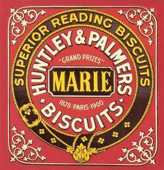 huntley palmer biscuit tins - Google Search