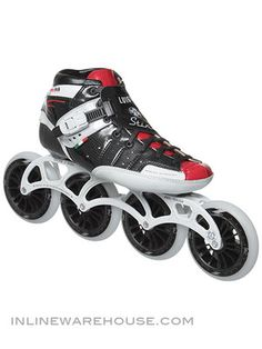 Luigino Sting Speed Skates with Frames 2012 Inline Speed Skates, Inline Skating, Converse Chuck Taylor, High Top Sneakers, Frames, Roller Blading, Frame, Roller Skating