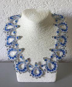 Perlencollier von PerlenweltDesign auf Etsy
