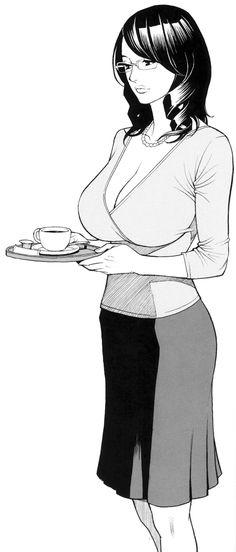 Izayoi_Seishin©Ochita_Koukyuu_Tsuma_Yuriko•JC_21 Manga Girl, Manga Anime, Female Characters, Disney Characters, Fictional Characters, Female Character Concept, Webtoon Comics, Manga Pages, Female Art